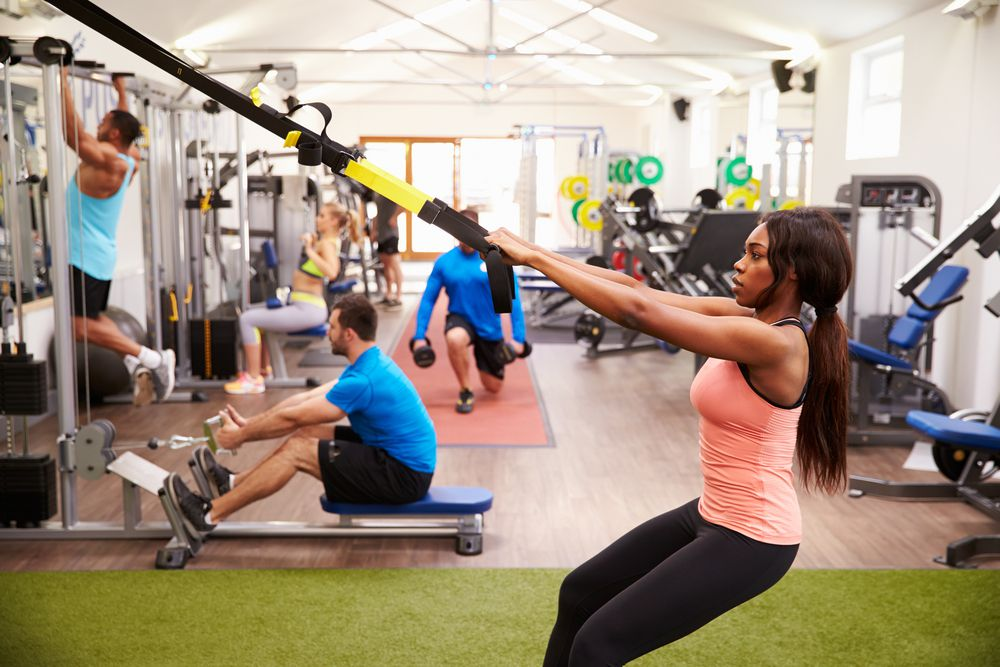 Hobi Nge-Gym, Waspadai Penyakit yang Mungkin Menular di Gym