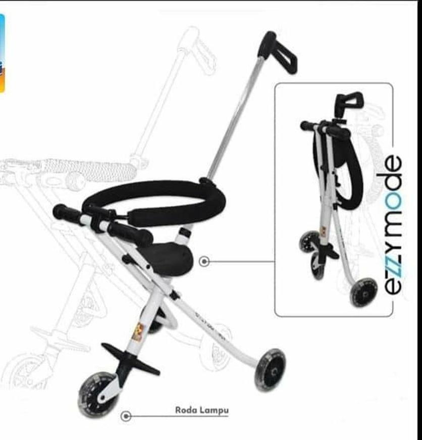 Review Micro Trike PMB Ezzy Mode Untuk Anak Anda