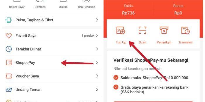 Mengetahui Akan Cara Mengaktifkan Shopeepay dan Proses Melakukannya
